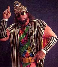 Randy (Macho Man) Savage